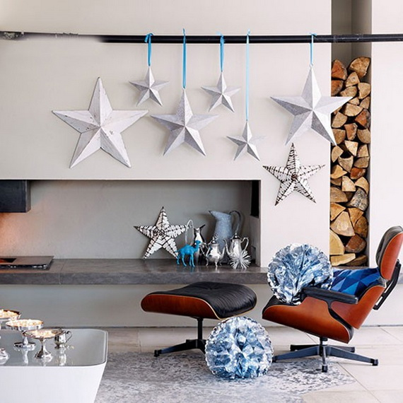 50 Christmas Decorating Ideas To Create A stylish Home_12