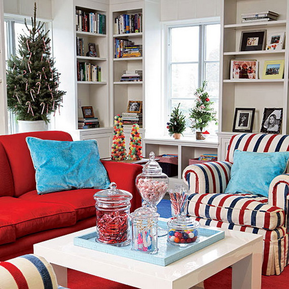 50 Christmas Decorating Ideas To Create A stylish Home_15