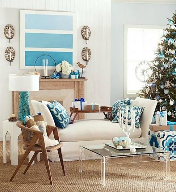 50 Christmas Decorating Ideas To Create A stylish Home_18