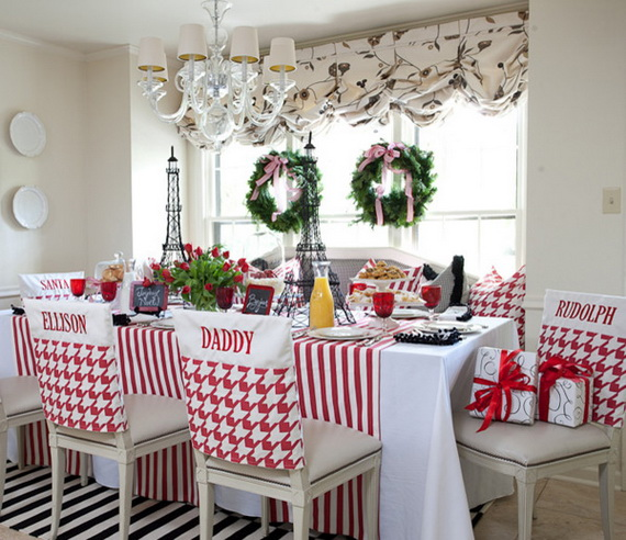 50 Christmas Decorating Ideas To Create A stylish Home_21