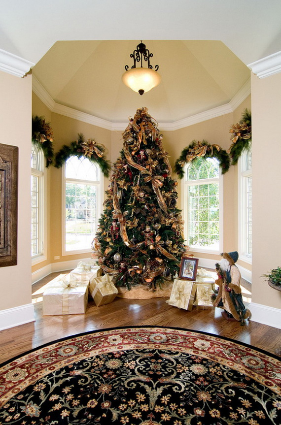 50 Christmas Decorating Ideas To Create A stylish Home_23