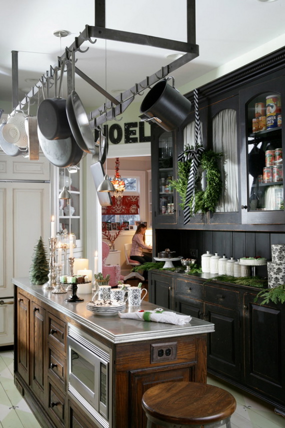 50 Christmas Decorating Ideas To Create A stylish Home_24