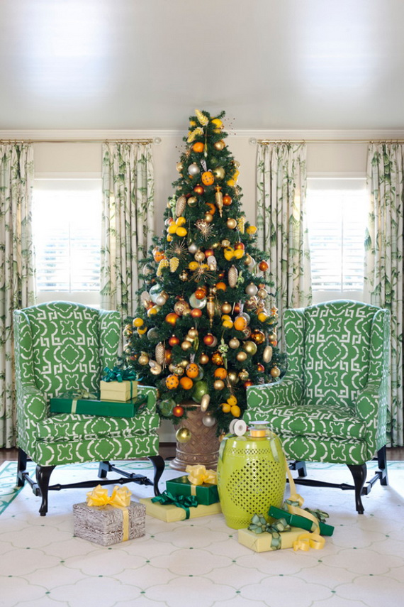50 Christmas Decorating Ideas To Create A stylish Home_27