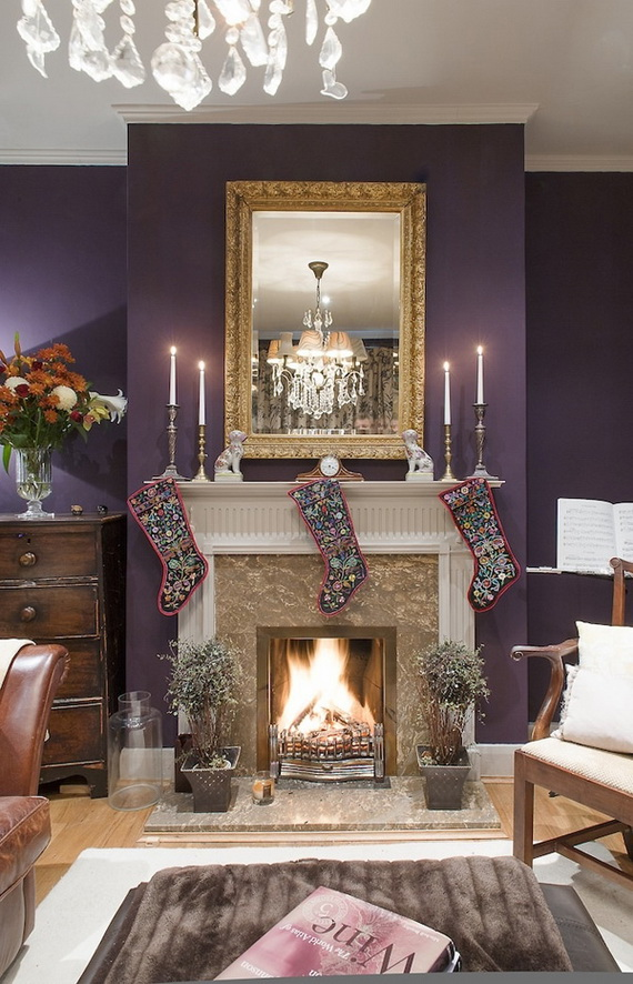 50 Christmas Decorating Ideas To Create A stylish Home_31