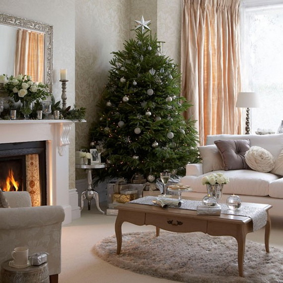 50 Christmas Decorating Ideas To Create A stylish Home_32
