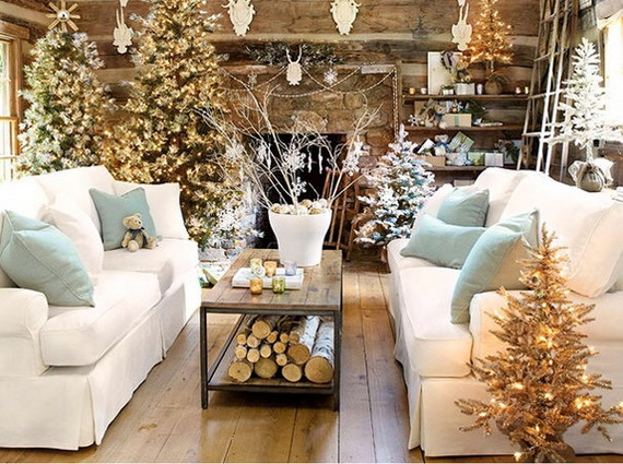 50 Christmas Decorating Ideas To Create A stylish Home_36