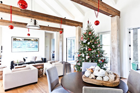 50 Christmas Decorating Ideas To Create A stylish Home_37