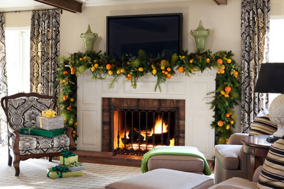 50 Christmas Decorating Ideas To Create A stylish Home_46