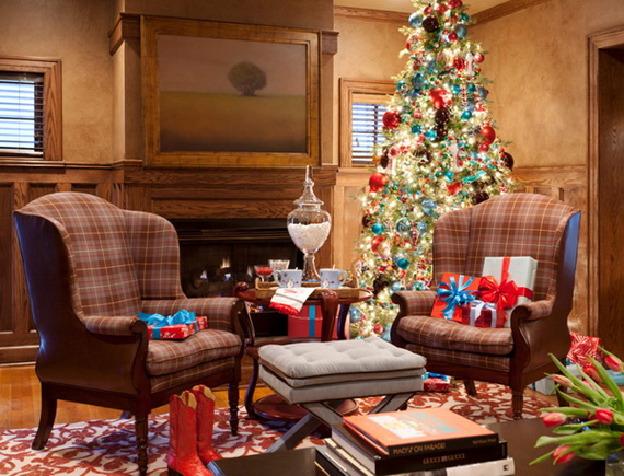 50 Christmas Decorating Ideas To Create A stylish Home_47