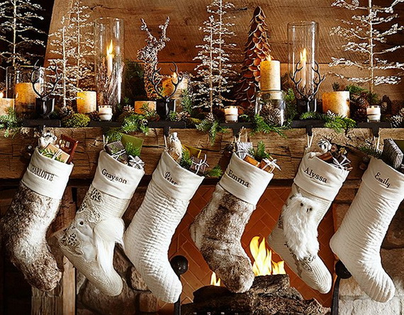 50 Christmas Decorating Ideas To Create A stylish Home_49
