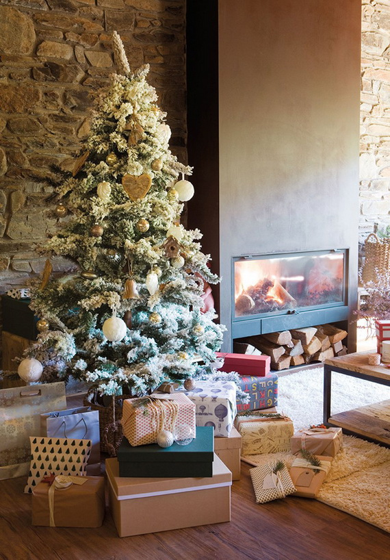 50 Christmas Decorating Ideas To Create A stylish Home_54