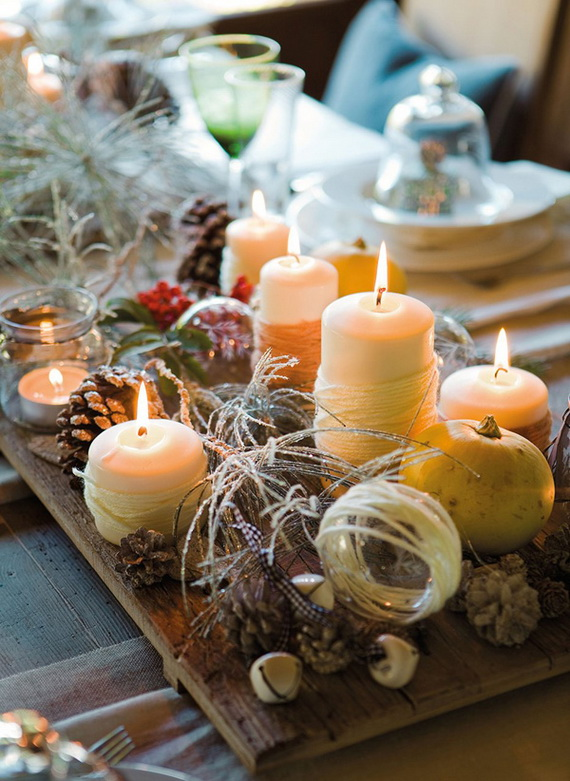 50 Christmas Decorating Ideas To Create A stylish Home_56