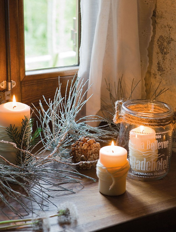 50 Christmas Decorating Ideas To Create A stylish Home_61