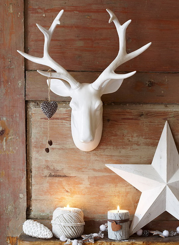 50 Christmas Decorating Ideas To Create A stylish Home_65