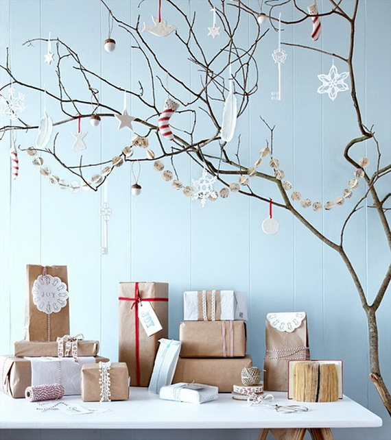 50 Christmas Decorating Ideas To Create A stylish Home_69