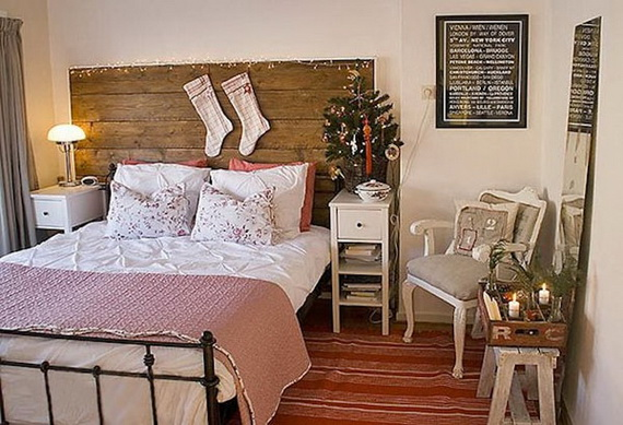 50 Christmas Decorating Ideas To Create A stylish Home_71