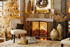 Cozy Christmas Decoration Ideas Bringing The Christmas Spirit _17
