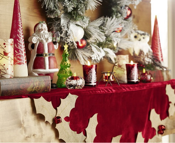 Cozy Christmas Decoration Ideas Bringing The Christmas Spirit_09
