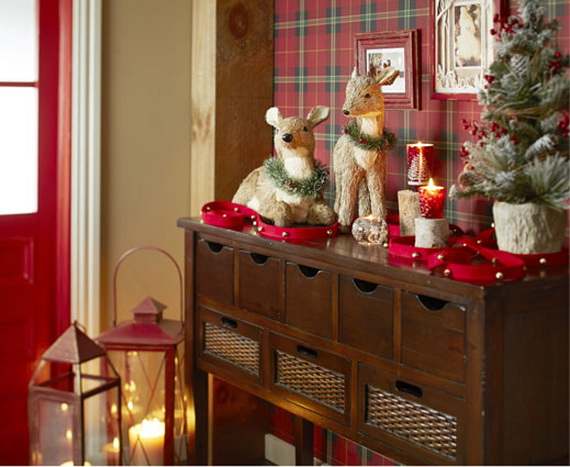 cozy christmas decoration ideas bringing the christmas spirit_10 - Cozy Christmas Decor