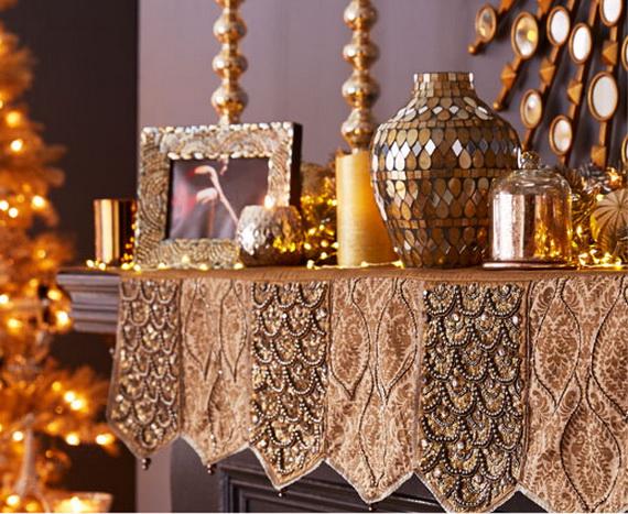 Cozy Christmas Decoration Ideas Bringing The Christmas Spirit_13