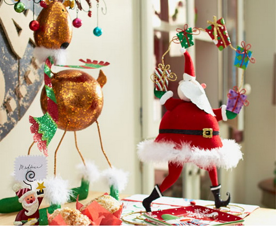 Cozy Christmas Decoration Ideas Bringing The Christmas Spirit_41 & 70 Cozy Christmas Decoration Ideas Bringing The Christmas Spirit ...