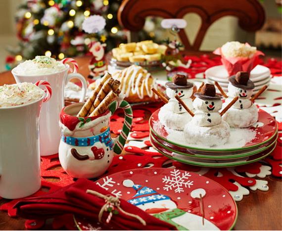 Cozy Christmas Decoration Ideas Bringing The Christmas Spirit_43