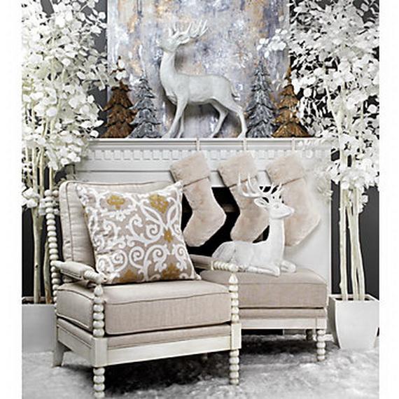 Cozy Christmas Decoration Ideas Bringing The Christmas Spirit_47