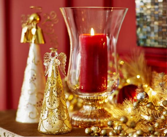 Cozy Christmas Decoration Ideas Bringing The Christmas Spirit_51