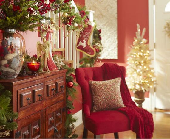 Cozy Christmas Decoration Ideas Bringing The Christmas Spirit_52