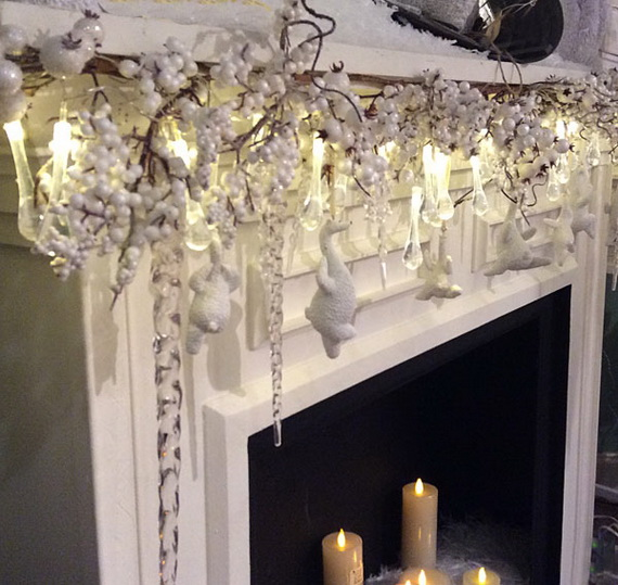 Cozy Christmas Decoration Ideas Bringing The Christmas Spirit_61