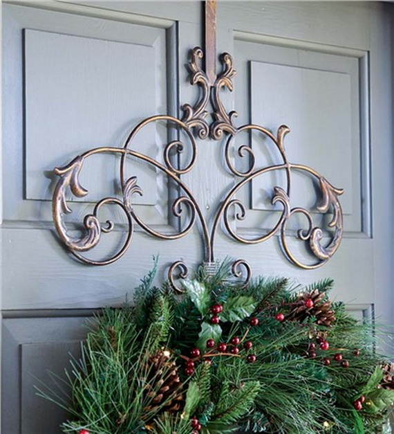 Creative Holiday In Gold Decorating Ideas_32