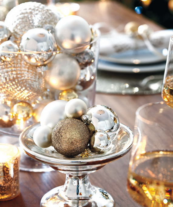 Creative Holiday In Gold Decorating Ideas_33