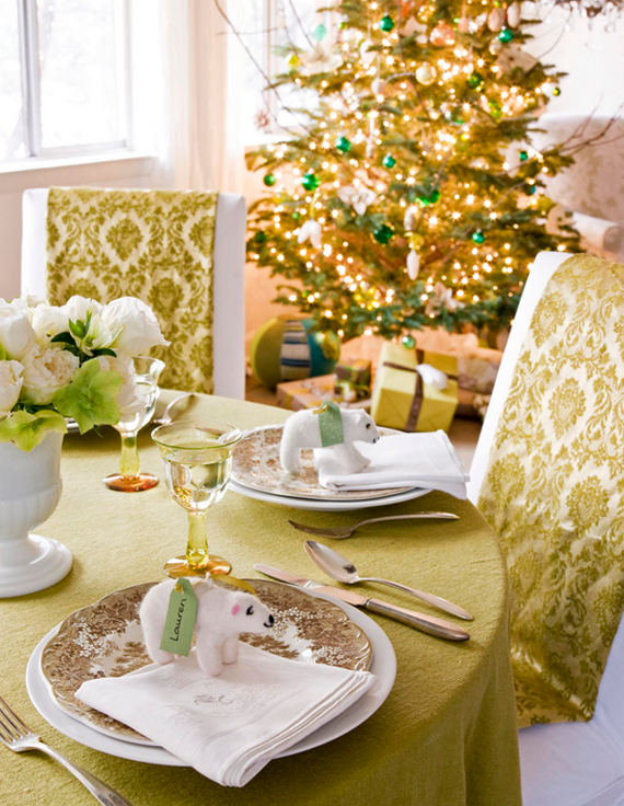Creative Holiday In Gold Decorating Ideas_37