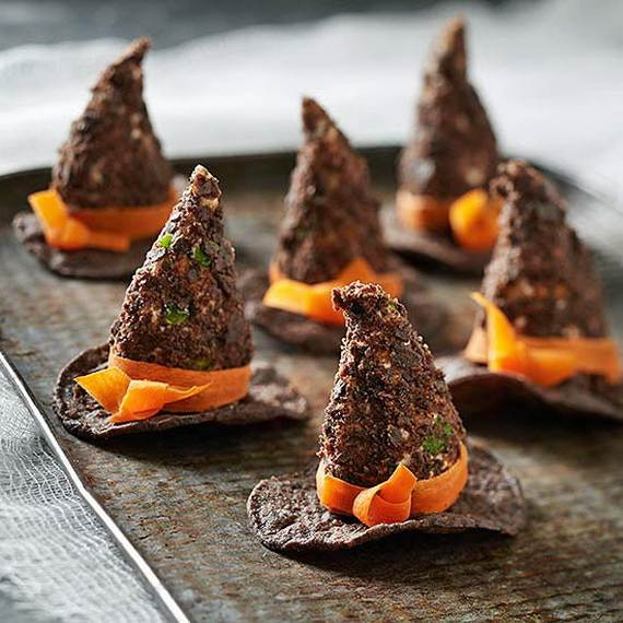 creepy halloween ideas 50 edible decorations for halloween - Halloween Table Decorating Ideas