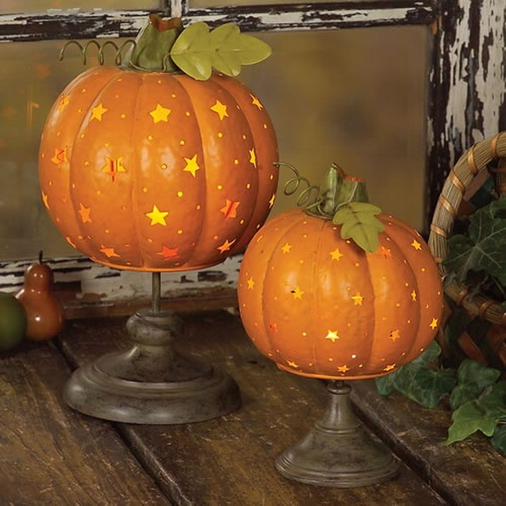 diy pumpkin decoration for halloween is homemade decoration ideas that ...