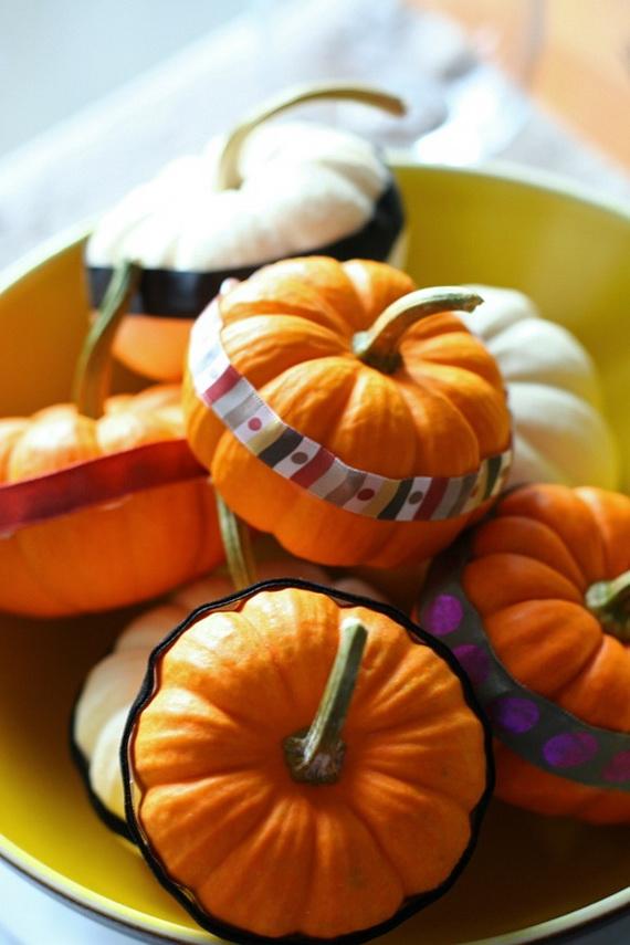 DIY Pumpkin Decoration for Halloween_12