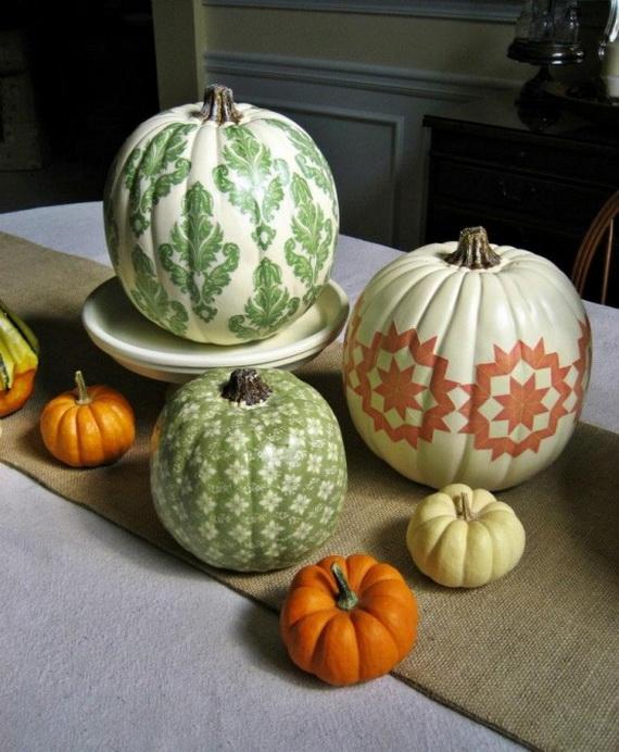DIY Pumpkin Decoration for Halloween_14