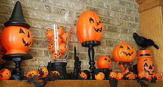 DIY Pumpkin Decoration for Halloween_25