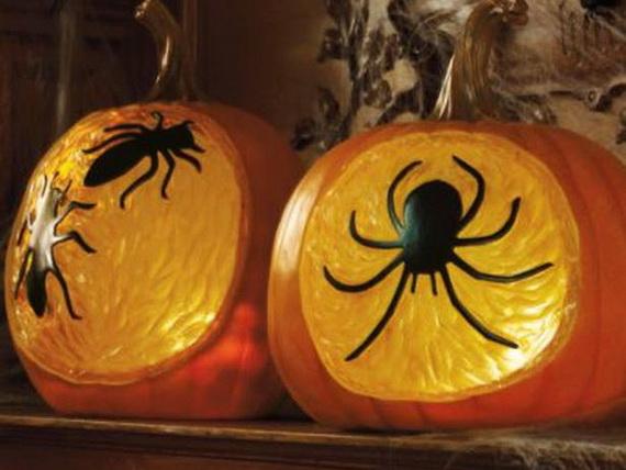 DIY Pumpkin Decoration for Halloween_31