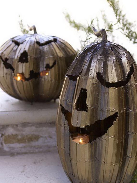 DIY Pumpkin Decoration for Halloween_33