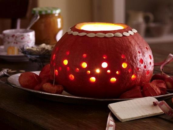 DIY Pumpkin Decoration for Halloween_46