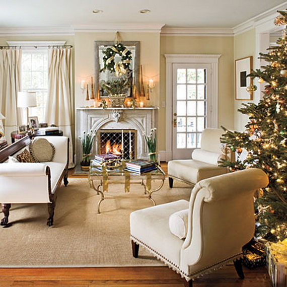 Easy and Elegant Holiday Decor Tip Ideas  Real Simple_012