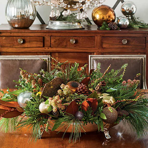 Elegant Southern Christmas: 80 Easy And Elegant Holiday Decor Tip Ideas Real Simple