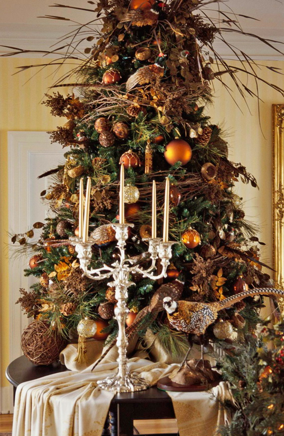 Easy and Elegant Holiday Decor Tip Ideas  Real Simple_036