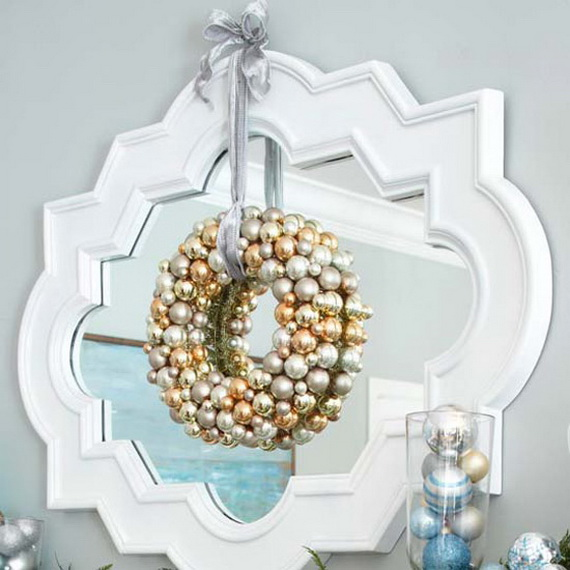 Festive Holiday Decor Ideas for Small Spaces (11)