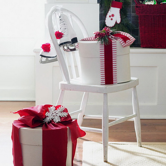 Festive Holiday Decor Ideas for Small Spaces (40)