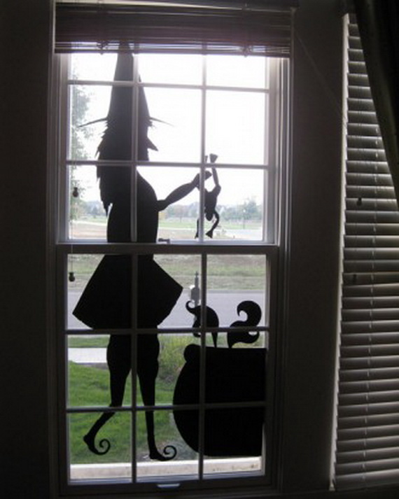 Ghostly Halloween Decoration Ideas for October 31st_12