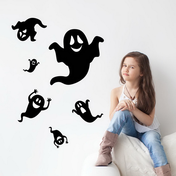 Ghostly Halloween Decoration Ideas for October 31st_13