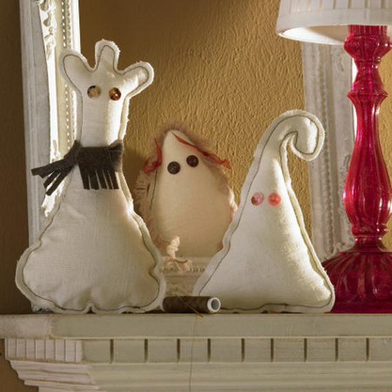 Ghostly Halloween Decoration Ideas for October 31st_16