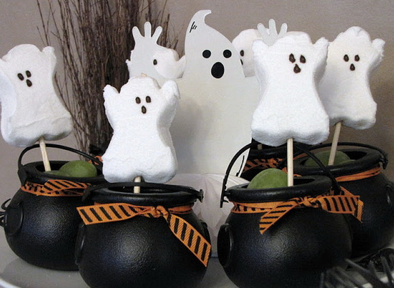 Ghostly Halloween Decoration Ideas for October 31st_30
